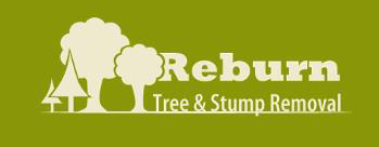 Reburn Tree and Stump Removal logo